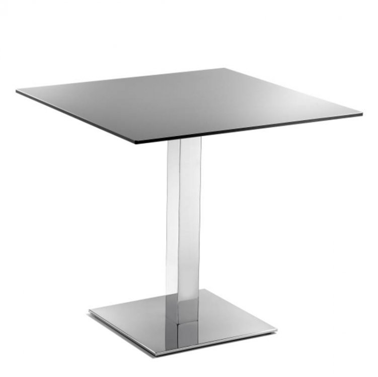 Table carre 80x80cm f t carr ref table carr e 80x80 - Plateau table carre ...