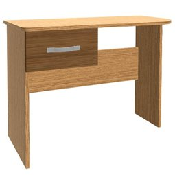 bureau 1 tiroir ref bureau sm5 bureau maison de. Black Bedroom Furniture Sets. Home Design Ideas