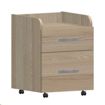 chevet 2 tiroirs sur roulettes ref chevet sm chevet. Black Bedroom Furniture Sets. Home Design Ideas