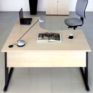 BUREAU PLAN COMPACT OPTINEO 1800MM  - AS04
